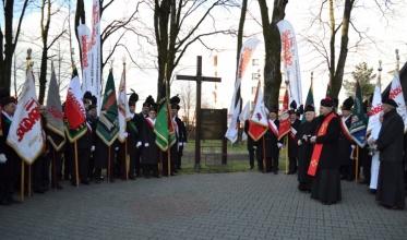 Uczcili pamięć ofiar komunistycznego bezprawia