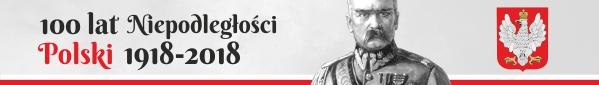 100 lat Niepodległości Polski 1918-2018