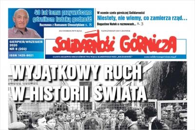 SG: Wyjątkowy ruch w historii świata