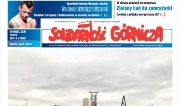 Kwietniowe wydanie SG: Czarne chmury nad polskim węglem