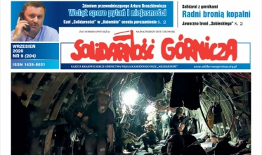 Wrześniowe wydanie SG: Od protestów do porozumienia