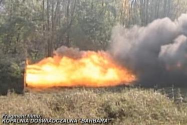 Pył węglowy w kopalni - czarny zabójca